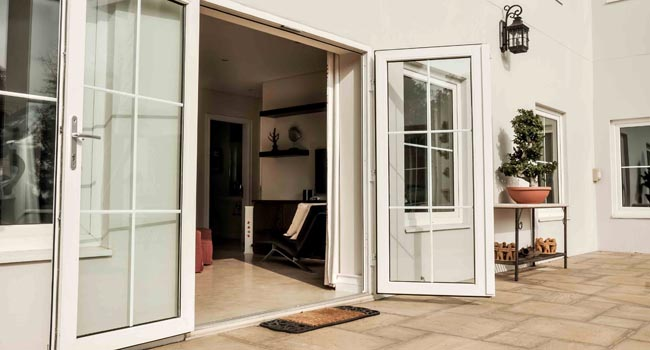 An Image Of Our Energy Efficient uPVC Double Doors