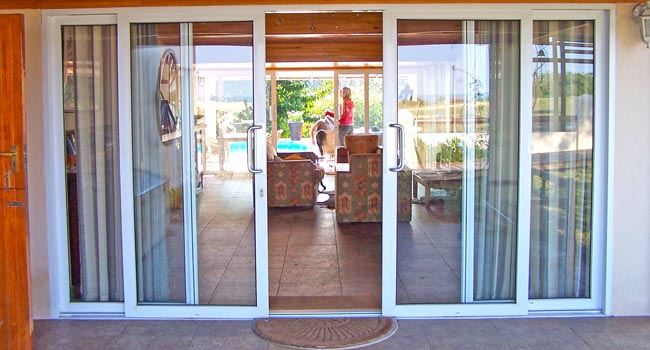 An image of our uPVC Sliding Doors